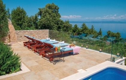 Location villa  piscine CDS-ROB535 10
