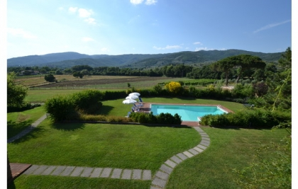 Location villa  piscine ITA-ROB396 3