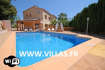 Location villa  piscine CC BELLA 1