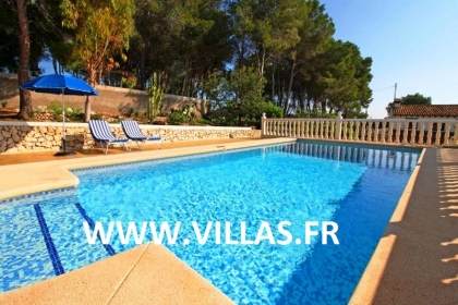 Location villa  piscine CC ANDRO 2