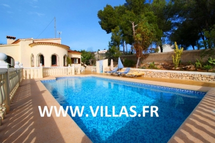 Location villa  piscine CC ANDRO 3