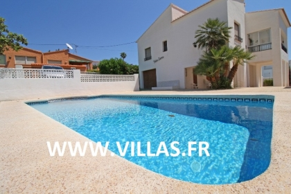 Location villa  piscine CC PEDRO 1