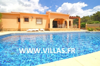 Location villa  piscine CC ROQUA 3