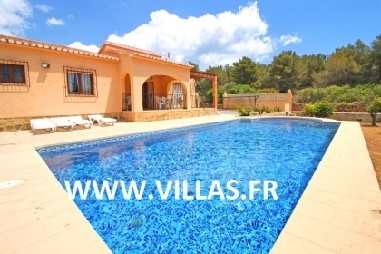 Location villa  piscine CC ROQUA 2