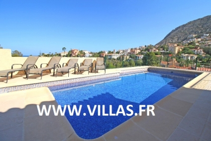 Location villa  piscine CC PINA 1