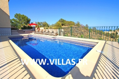 Location villa  piscine CC PINA 3