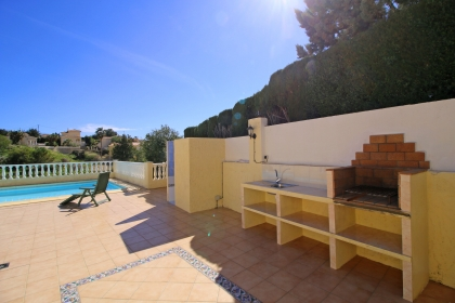 Location villa  piscine CC PIEDA 4