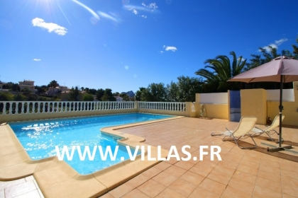 Location villa  piscine CC PIEDA 2