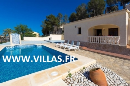 Location villa  piscine GZ AND 1