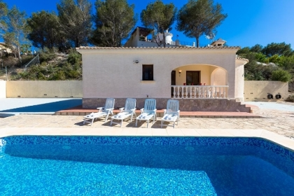 Location villa  piscine GZ AND 3