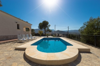 Location villa  piscine GZ AND 4