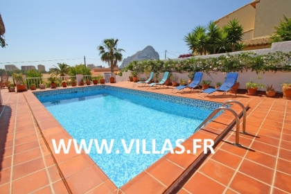 Location villa  piscine CC MIAD 2