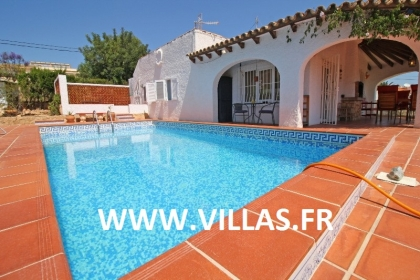 Location villa  piscine CC MIAD 1