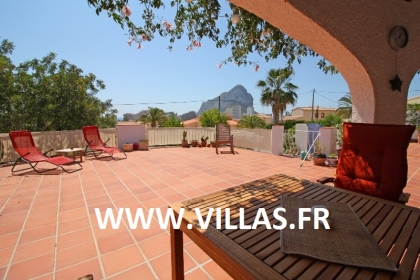 Location villa  piscine CC MIAD 4