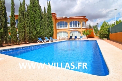 Location villa  piscine CC LUIS 1