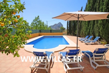 Location villa  piscine CC LUIS 2