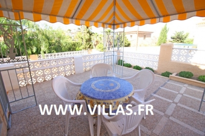 Location villa  piscine CC POZO 3