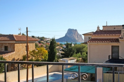 Location villa  piscine CC POZO 4