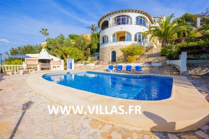 Location villa  piscine OL ALON 2