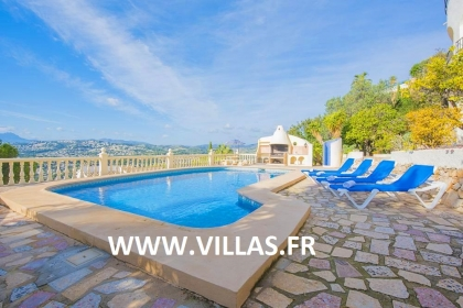 Location villa  piscine OL ALON 4