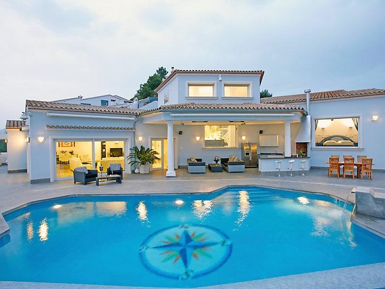 Location Espagne Piscine