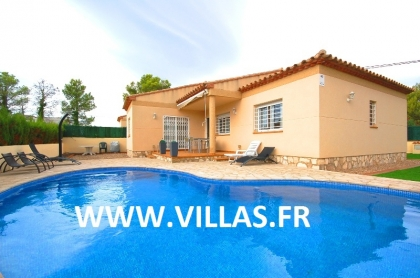 Location villa  piscine DV LEY 2