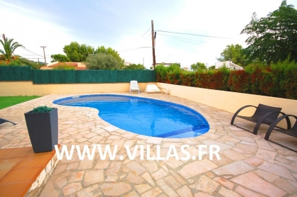Location villa  piscine DV LEY 3