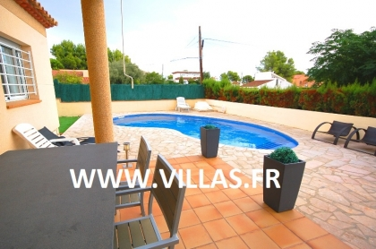 Location villa  piscine DV LEY 4