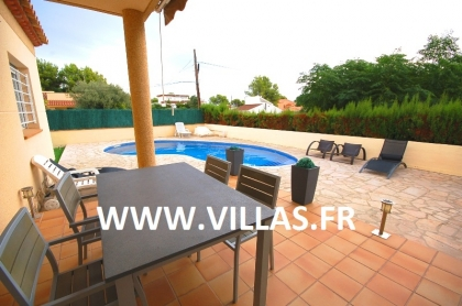 Location villa  piscine DV LEY 9