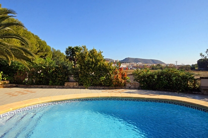 Rental villa  swimming-pool OL LLOB 4