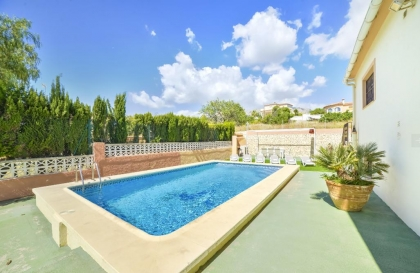 Location villa  piscine OL RICAR 7