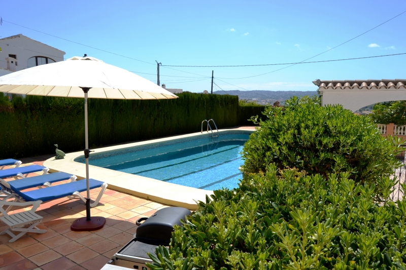 Location villa piscine javea 8 personnes wb roga for Location villa piscine
