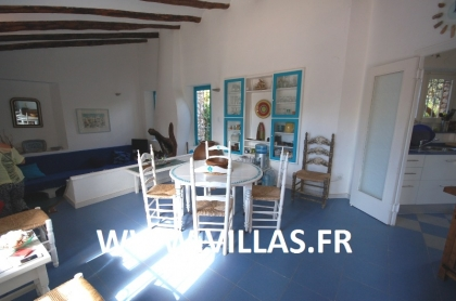Location villa  piscine GX ELI 19