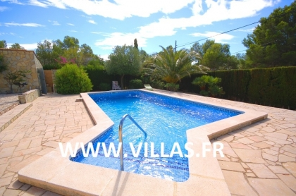 Location villa  piscine GX ELI 3