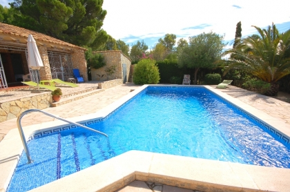 Location villa  piscine GX ELI 8