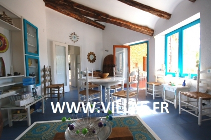 Location villa  piscine GX ELI 22