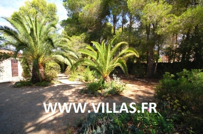 Location villa  piscine GX ELI 14