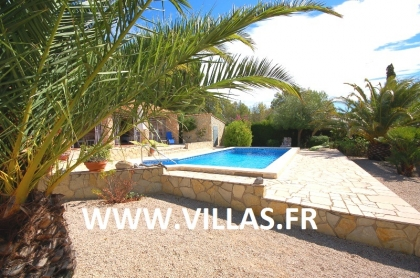 Location villa  piscine GX ELI 4