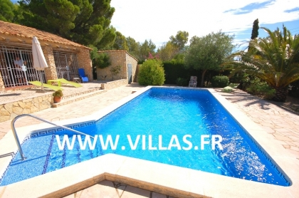Location villa  piscine GX ELI 7