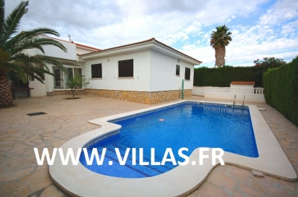Location villa  piscine GX DORA 2