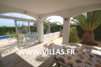 Location villa  piscine GX DORA 8
