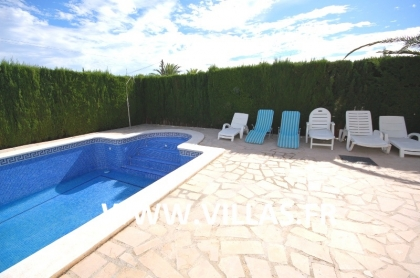 Location villa  piscine GX DORA 6
