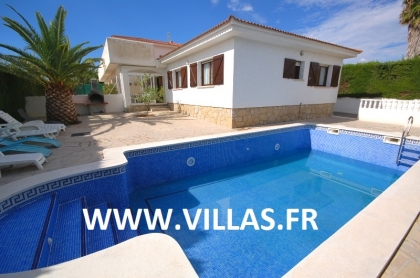 Location villa  piscine GX DORA 1