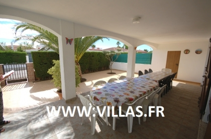 Location villa  piscine GX DORA 9