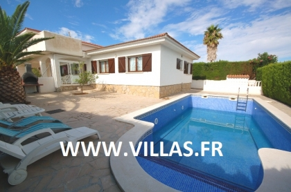 Location villa  piscine GX DORA 7