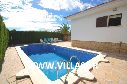 Location villa  piscine GX DORA 3