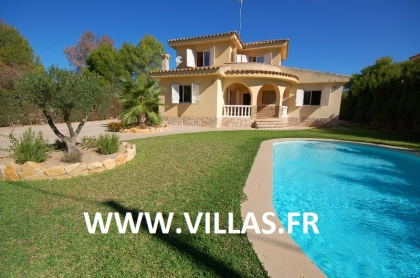 Location villa  piscine GX ESTREL 5