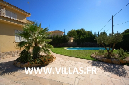 Location villa  piscine GX ESTREL 7