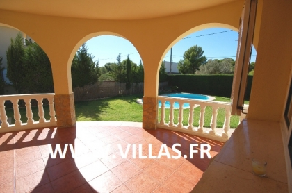 Location villa  piscine GX ESTREL 11