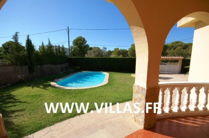 Location villa  piscine GX ESTREL 10